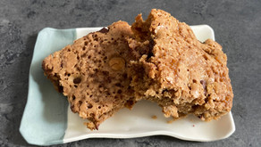 Butterscotch Chewy Bars