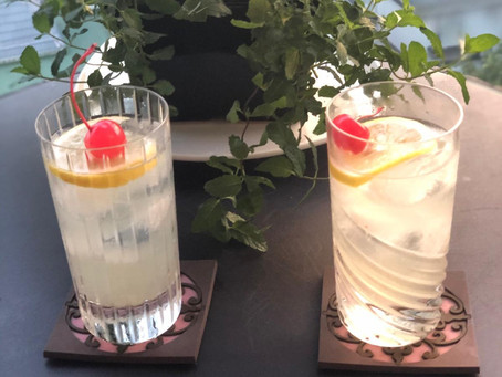 Tom Collins—Yes Please!