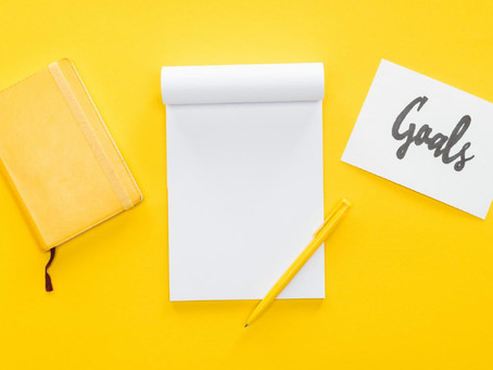 Plan Creatively: 3 Tips for Setting Goals