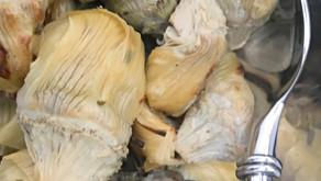 Pantry Staples: Marinated Artichokes
