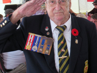 INTRODUCING OUR VETERAN: EDWARD 'TED' BAKER