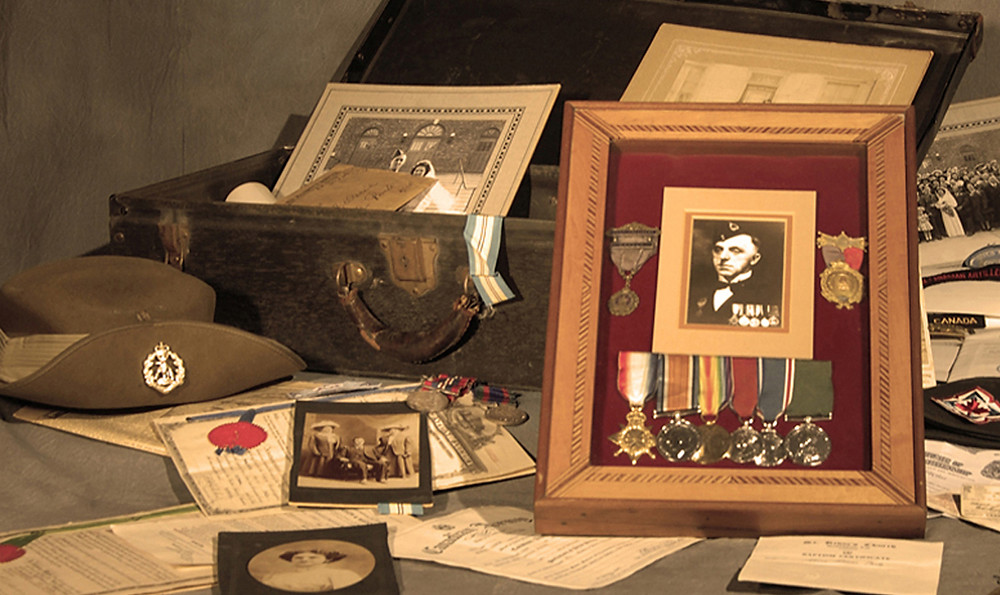 Military ancestors seem to be found in just about every family history, and their research has become increasingly popular in recent years (Photo by Kev Parle)