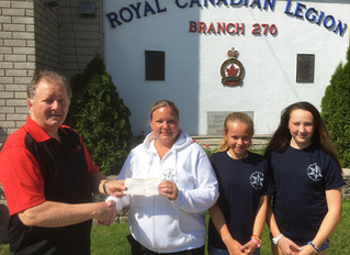 COLDWATER LEGION SUPPORTS SKATING CLUB