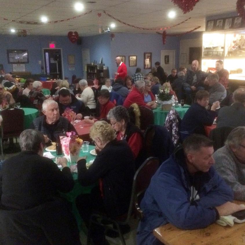 Valentine's Day Dinner at Legion