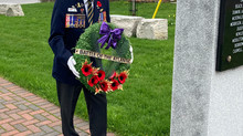 BATTLE OF THE ATLANTIC COMMEMORATED