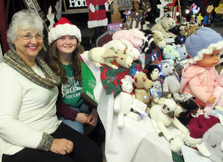 LADIES AUXILIARY FALL AND CHRISTMAS CRAFT & BAKE SALE