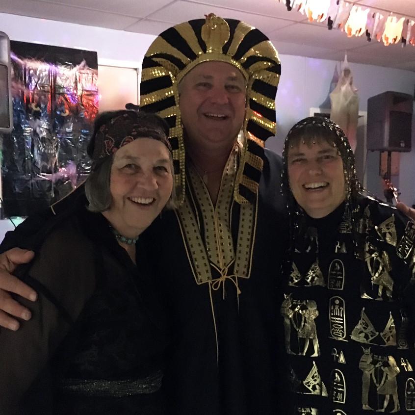 Halloween at the Legion