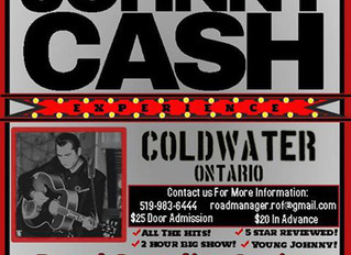 THE RING OF FIRE: A JOHNNY CASH EXPERIENCE