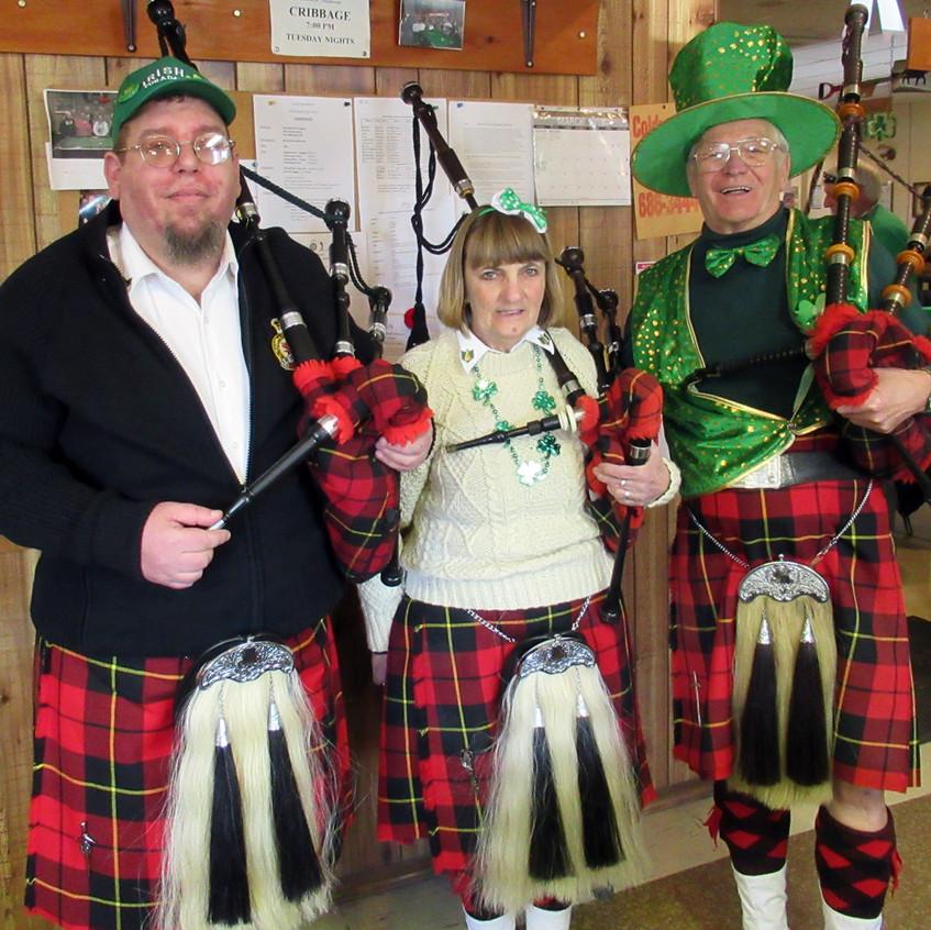 St.Patrick's Day 2018