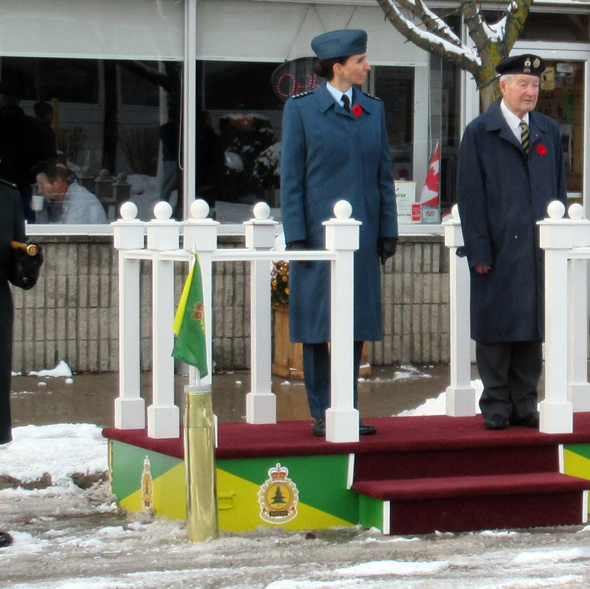 Remembrance Week 2018 in Coldwater