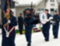 Remembrance Day 2019 WB - Air Cadets mar