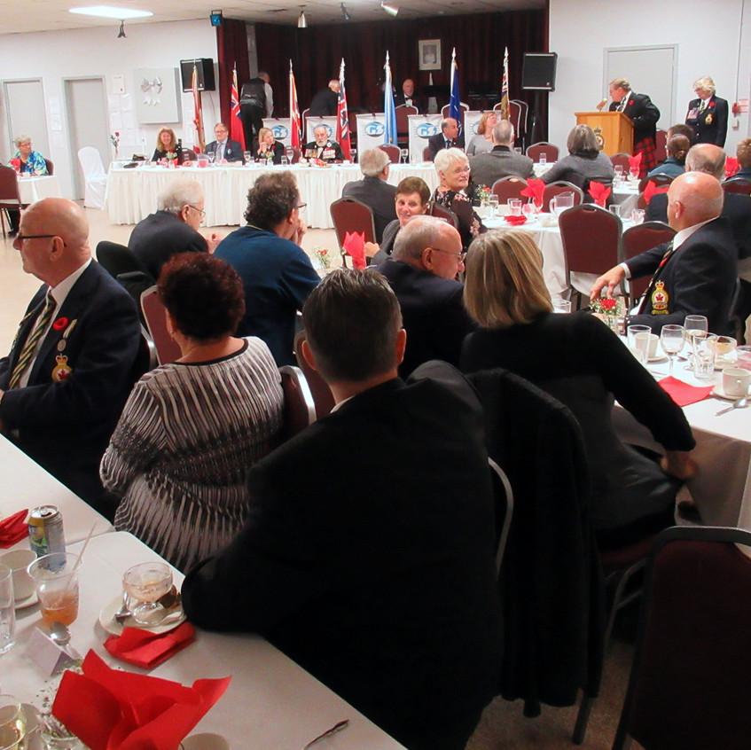 Veterans Appreciation Dinner 2018