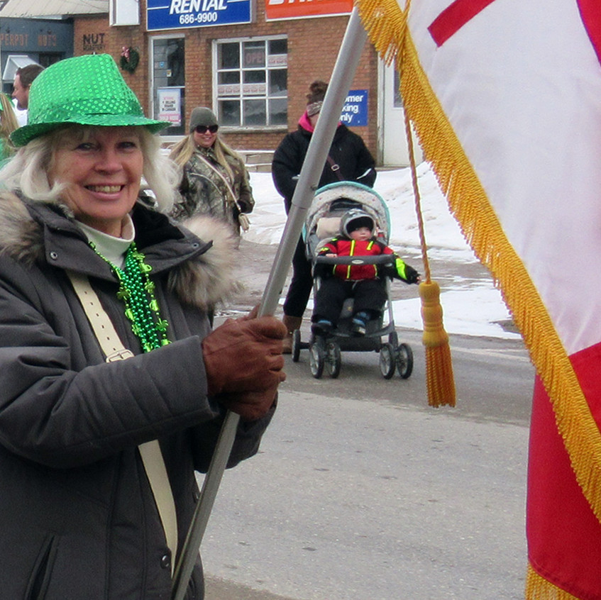 St. Patrick's Day in Coldwater