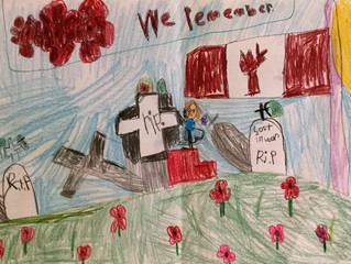 WINNERS OF REMEMBRANCE DAY POSTER CONTEST