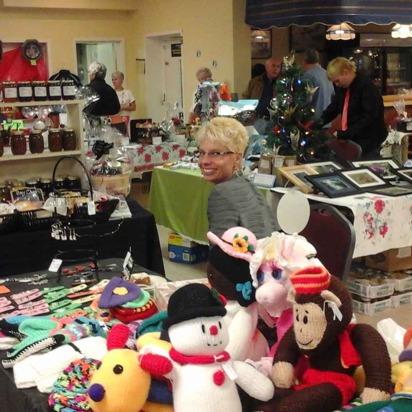 Craft and Bake Sale 2016