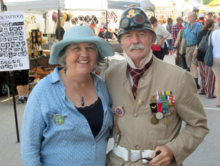 COLDWATER STEAMPUNK FESTIVAL 2019