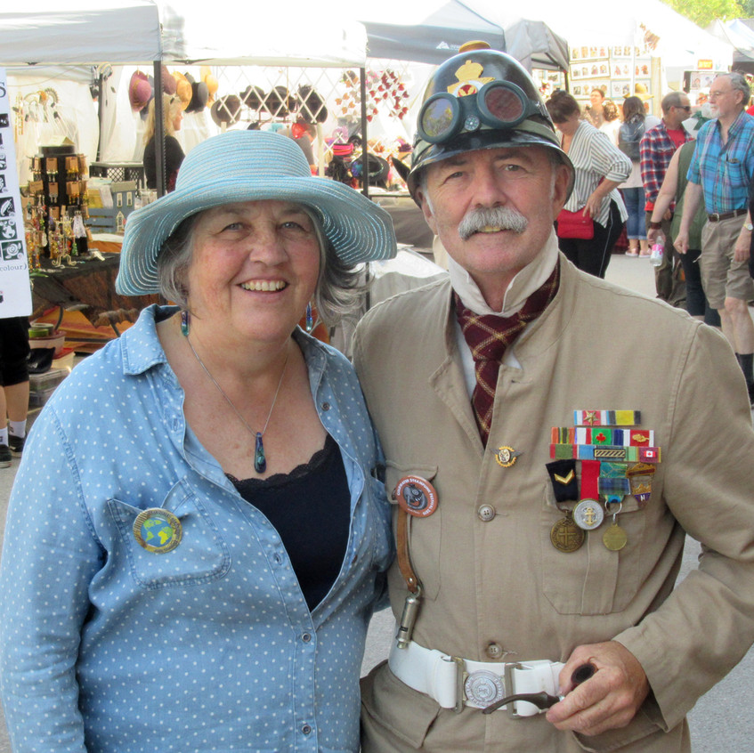 Steampunk Day in Coldwater