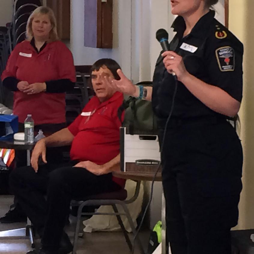 CPR Day - Coordinator Kim
