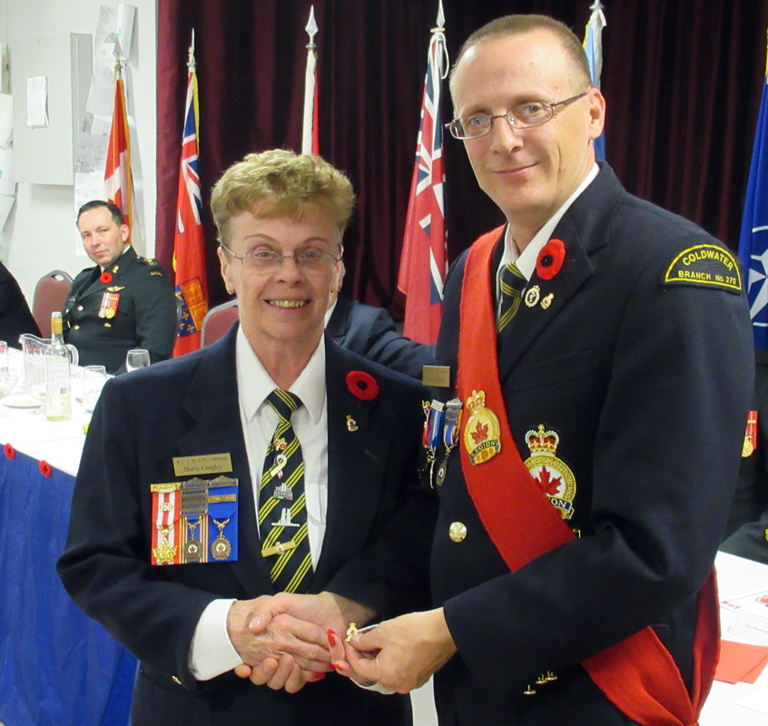 Honours and Awards Presentations