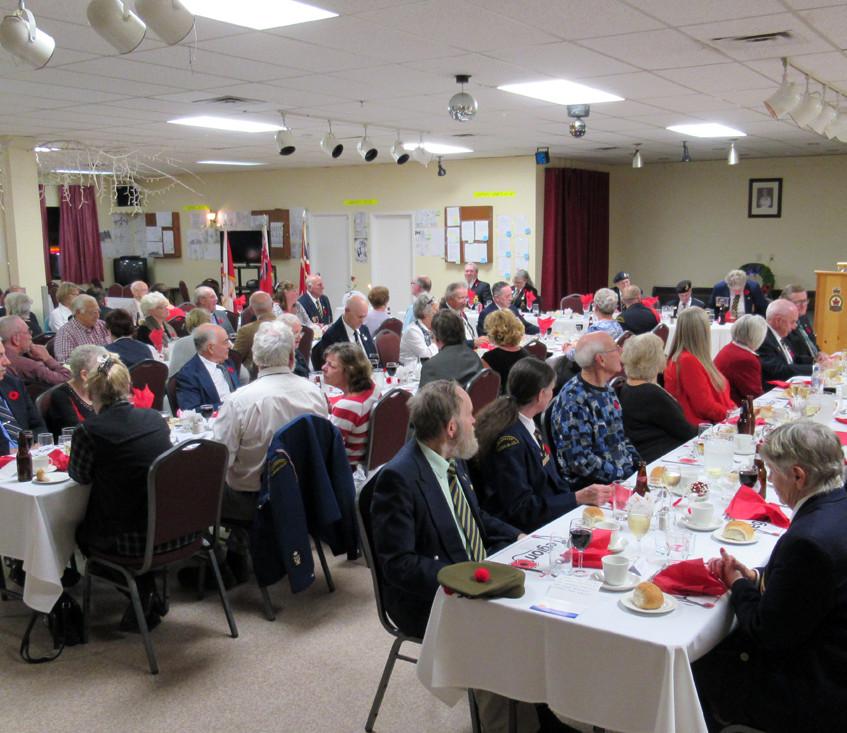 Veterans Dinner 2016