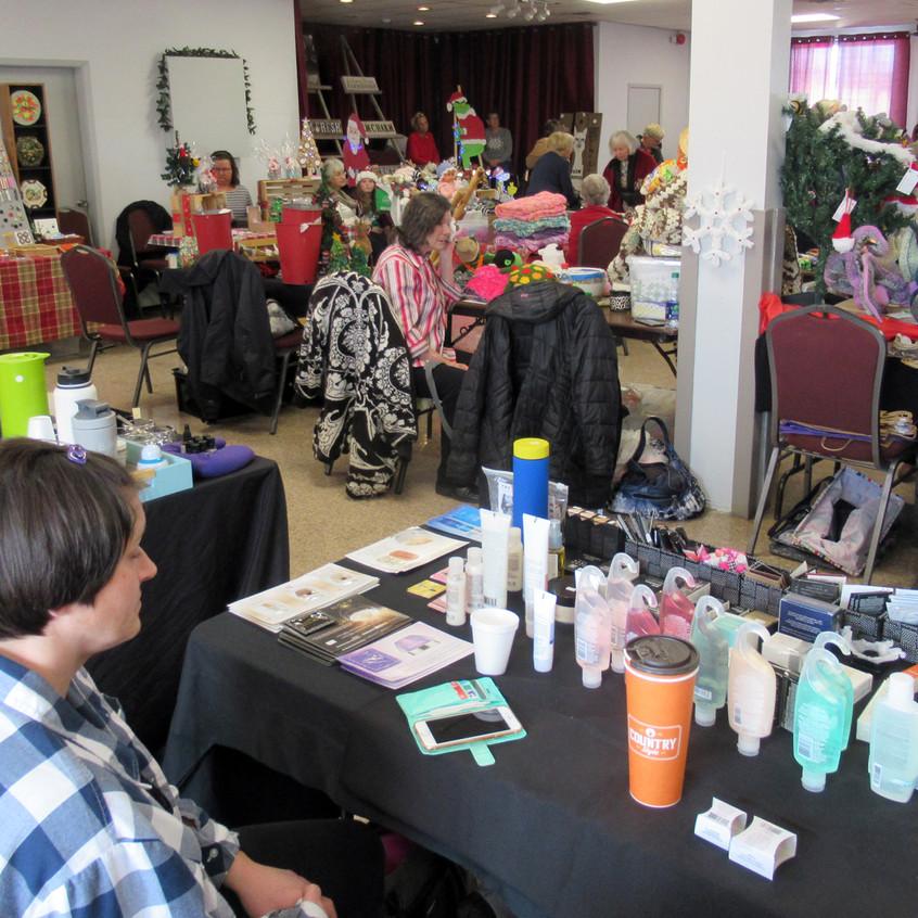 Fall and Christmas Craft & Bake Sale