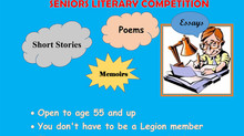 2nd ANNUAL SENIORS LITERARY COMPETITION