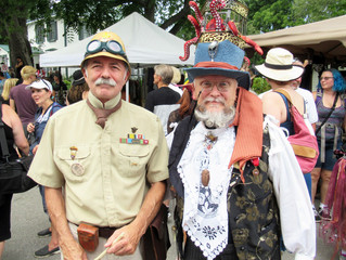COLDWATER STEAMPUNK FESTIVAL 2018