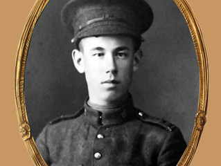 COLDWATER REMEMBERS PRIVATE JAMES LANGLEY
