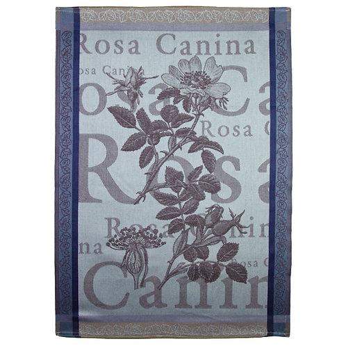 Canovaccio in fiandra di puro cotone - Rosa canina
