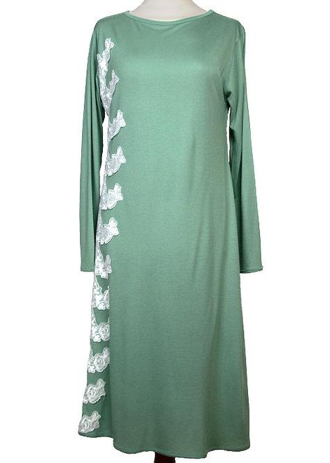 Camicia da notte donna in modal 100% italiana- camicia da notte di qualità - camicia da notte in modal - camicia da notte ita