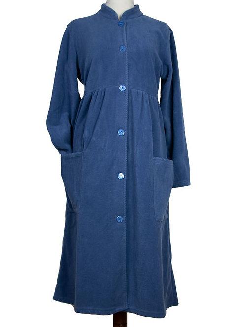 Vestaglia da donna invernale in pile 100% made in italy vestaglia di qualità italiana