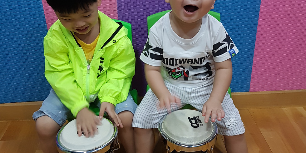 Little Baby Music Time