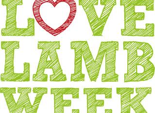 It's Love Lamb week!