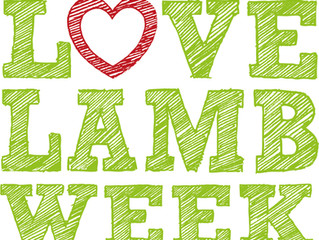 It's Love Lamb week!