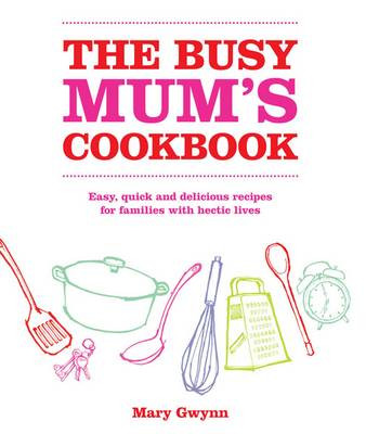 We had a delicious supper on Saturday using a recipe slightly adapted from one in Mary Gwynn's 'Busy Mum's Cookbook'