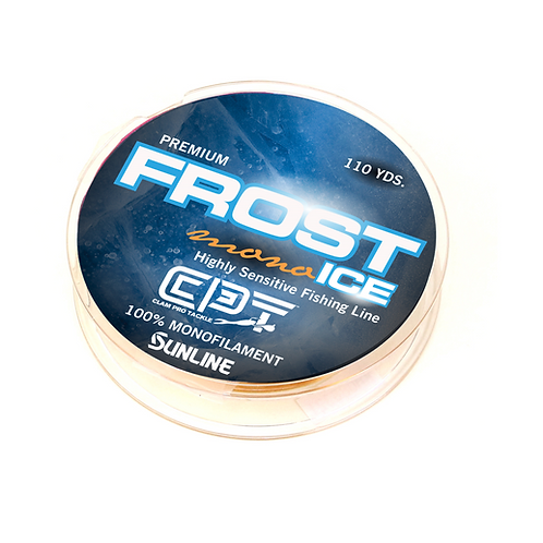 CLAM FROST GOLD ICE MONOFILAMENT