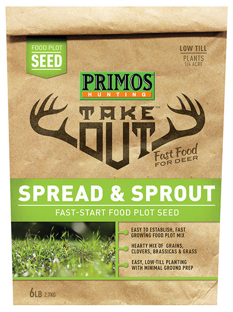PRIMOS TAKE OUT SPREAD & SPROUT