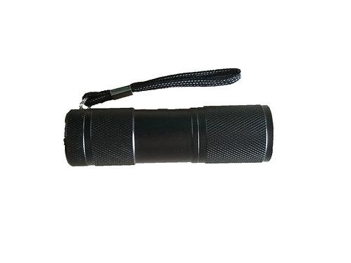 UV Flashlight - 9 LED