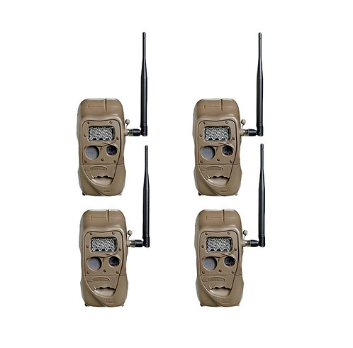 CUDDELINK J-SERIES IR FLASH - 4 PACK