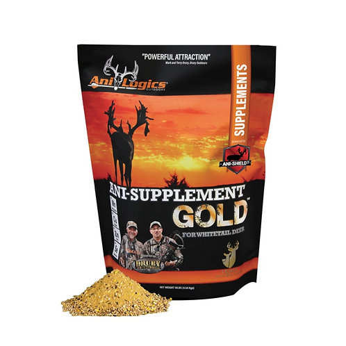 ANI-LOGICS SUPPLEMENT GOLD