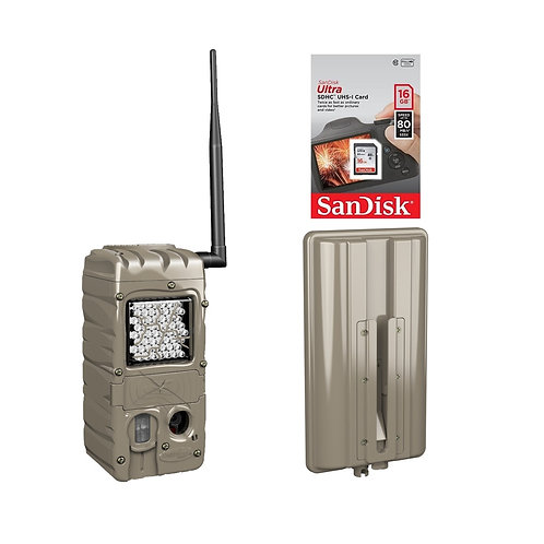 CUDDELINK G-SERIES POWER HOUSE IR FLASH 6D EXTERNAL BUNDLE G-5062
