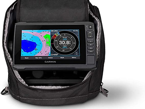 GARMIN ECHOMAP UHD73CV ICE FISHING BUNDLE