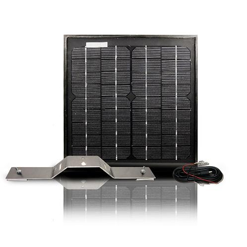 SPARTAN GHOST / GOLIVE SOLAR PANEL KIT