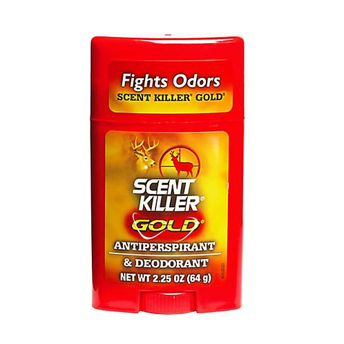 WILDLIFE RESEARCH SCENT KILLER DEODERANT GOLD