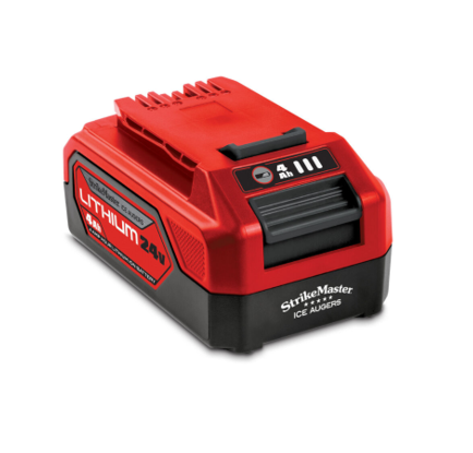 STRIKEMASTER 24V BATTERY
