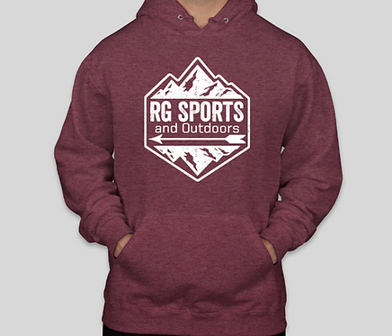 50/50 Lined Hooded Sweatshirt