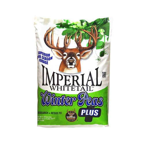 WHITETAIL INSTITUTE IMPERIAL WINTER PEAS PLUS