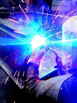 Servicios de Metalmecánica - TESLA