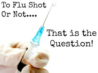 Is it too late to consider a flu jab?