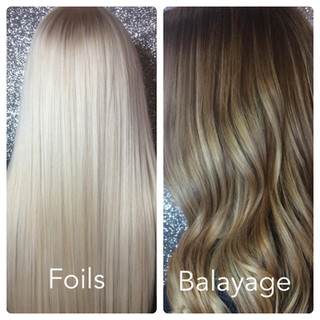 BENEFITS OF THE BALAYAGE
